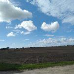 Wolken endlos